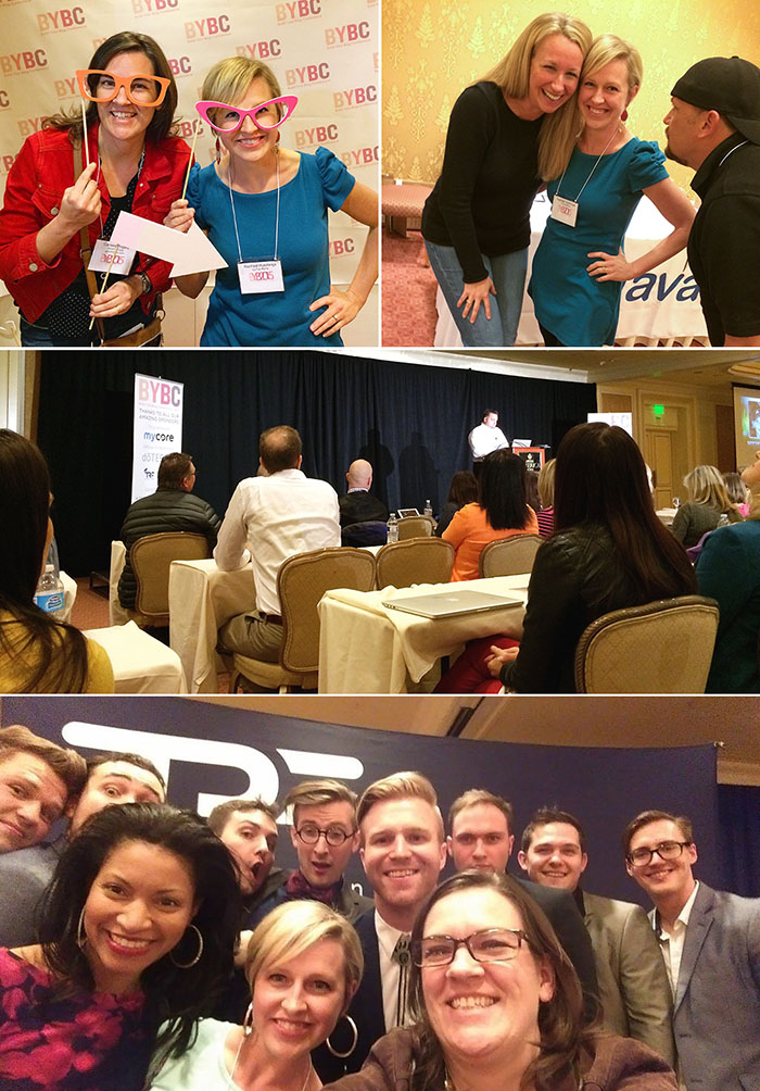 Build Your Blog Conference February 2015