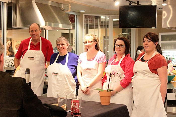 Dessert Round Contestants
