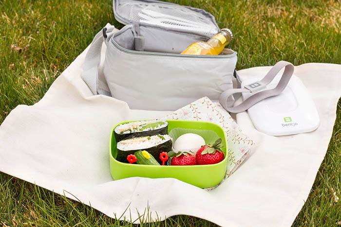 Springtime picnic