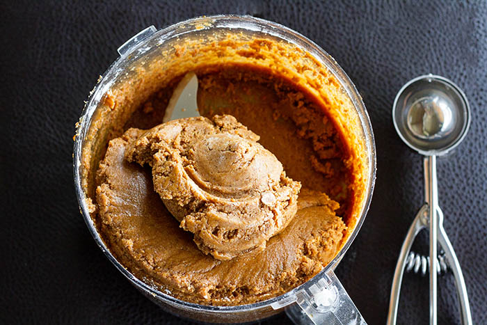 Spiced Molasses Cookie Dough