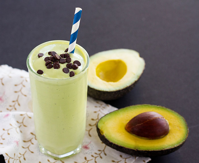 California Avocado Milkshake