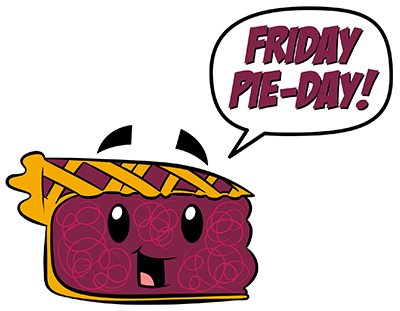 Friday Pie-Day!