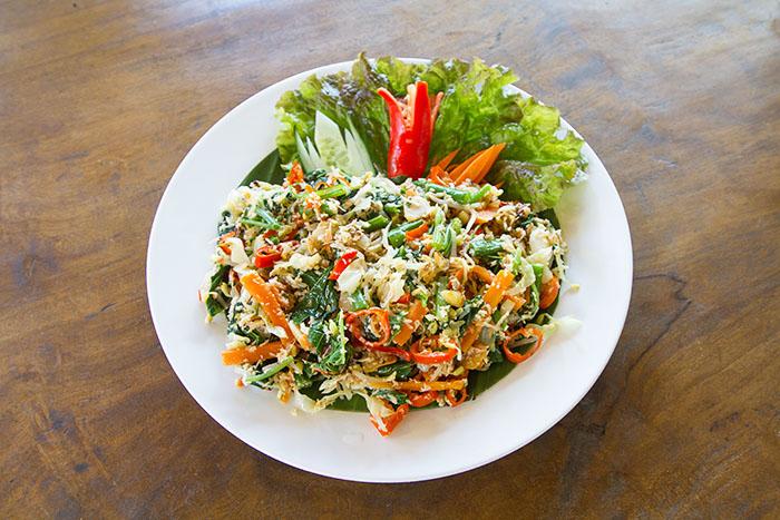 Sayur Urab Mixed Vegetables