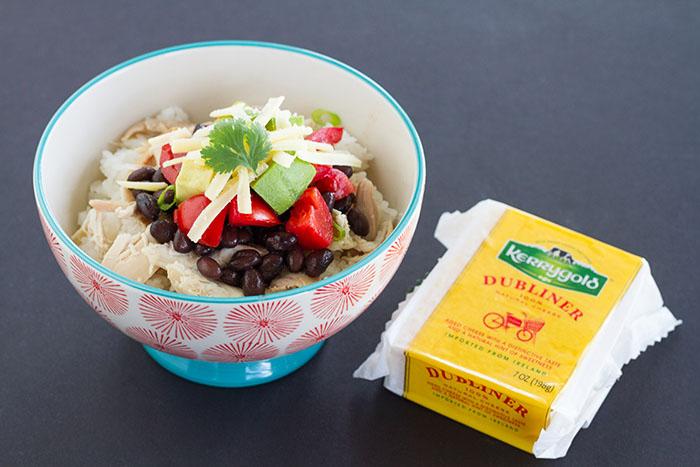 Easy Peasy Burrito Bowl