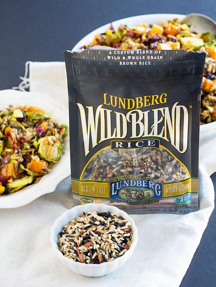 Lundberg Wild Blend Rice Salad