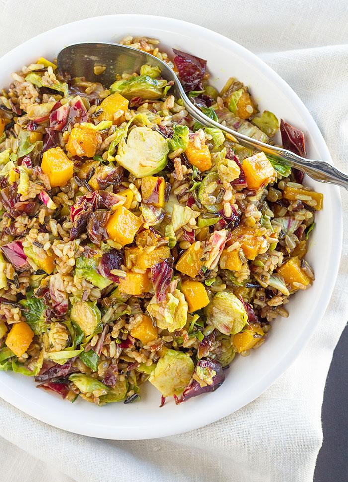 Wild Rice Salad 5