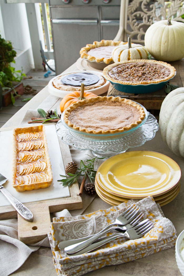 Pie Buffet