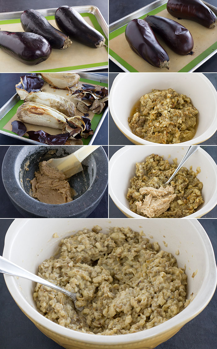 How to make baba ganoush