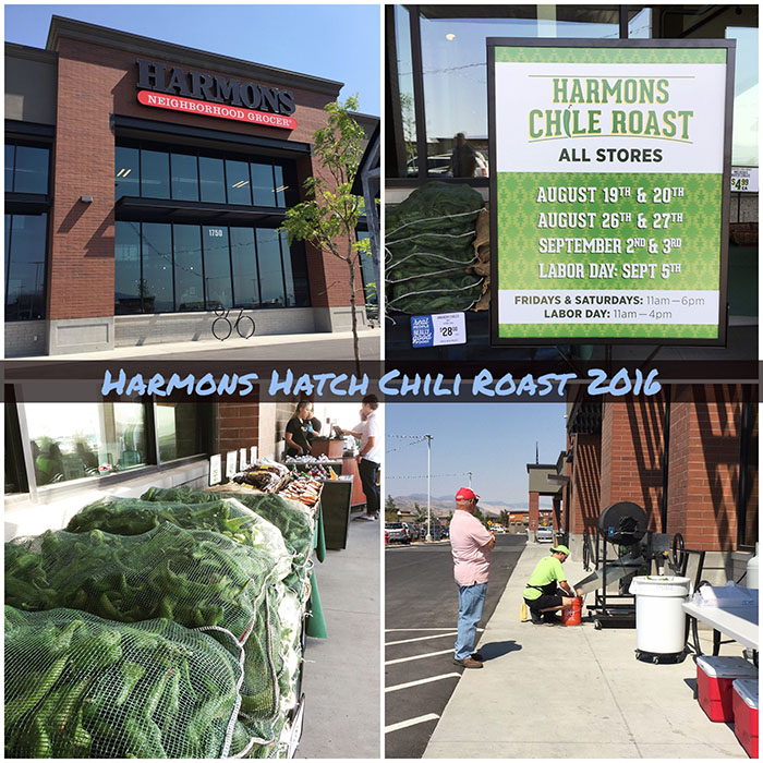 Harmons Hatch Chili Roast 2016