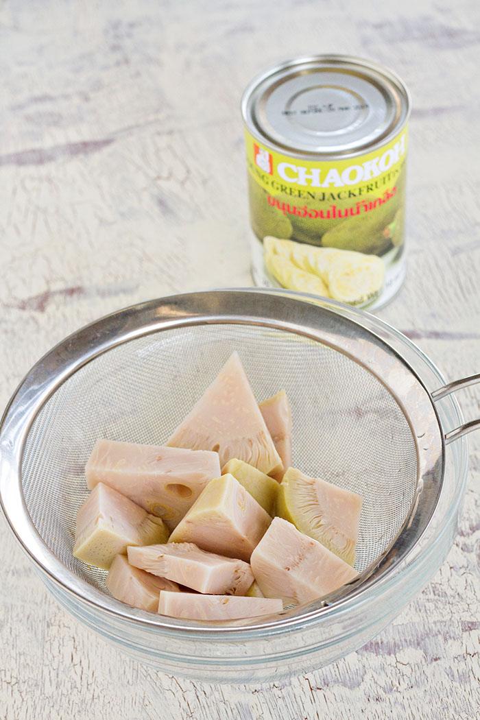 Canned Green Jackfruit in Brine