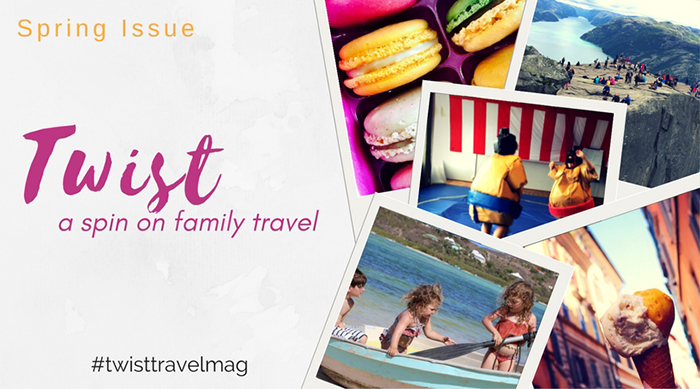 Twist Travel Magazine Spring 2017 Issue