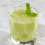 Avocado Pineapple Agua Fresca
