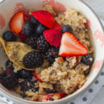Fuji Nana's Get-Up-And-Go Oatmeal
