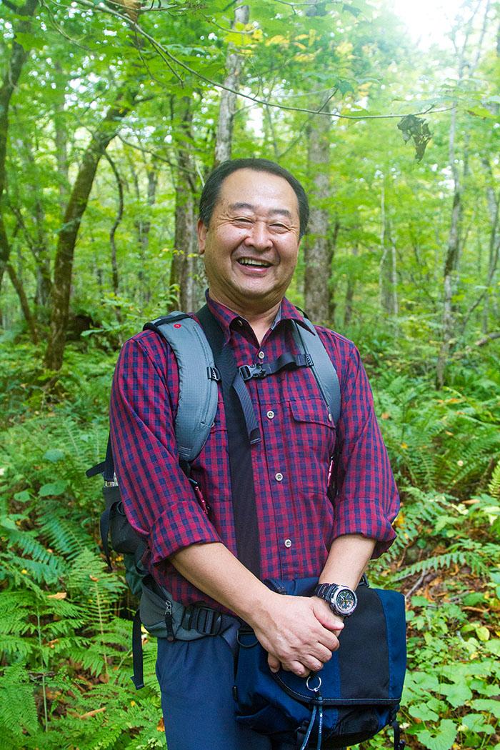 Our guide Kawamura-san