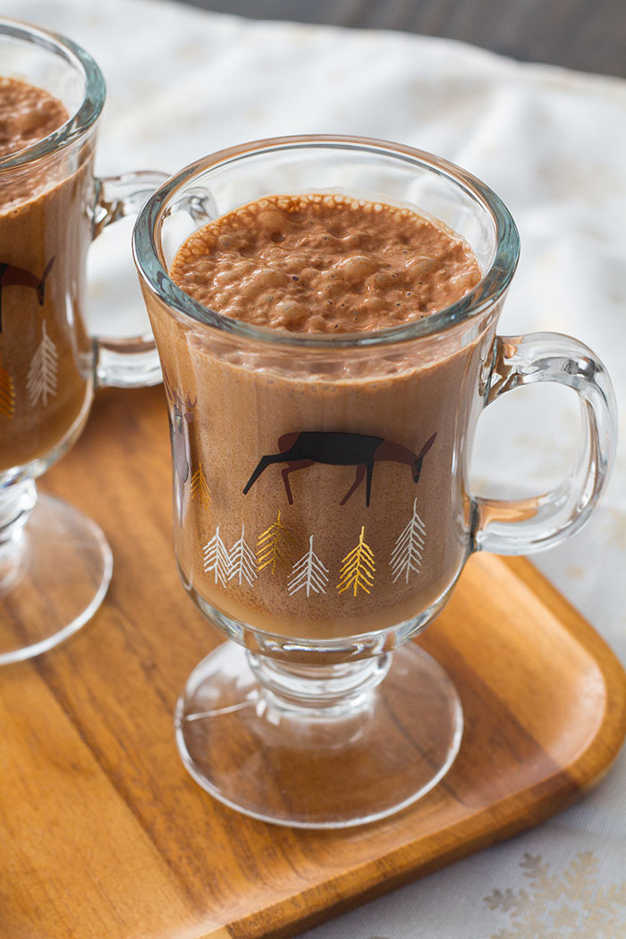 Garden Island Hot Chocolate