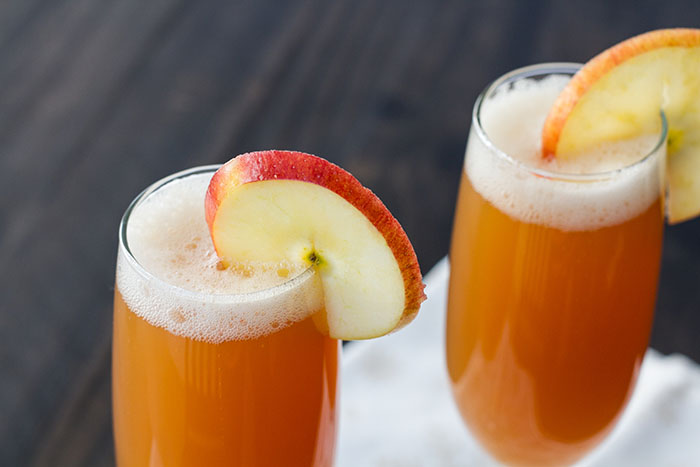 Honeycrisp Apple Spritzer