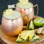 Pineapple Ginger Agua Fresca