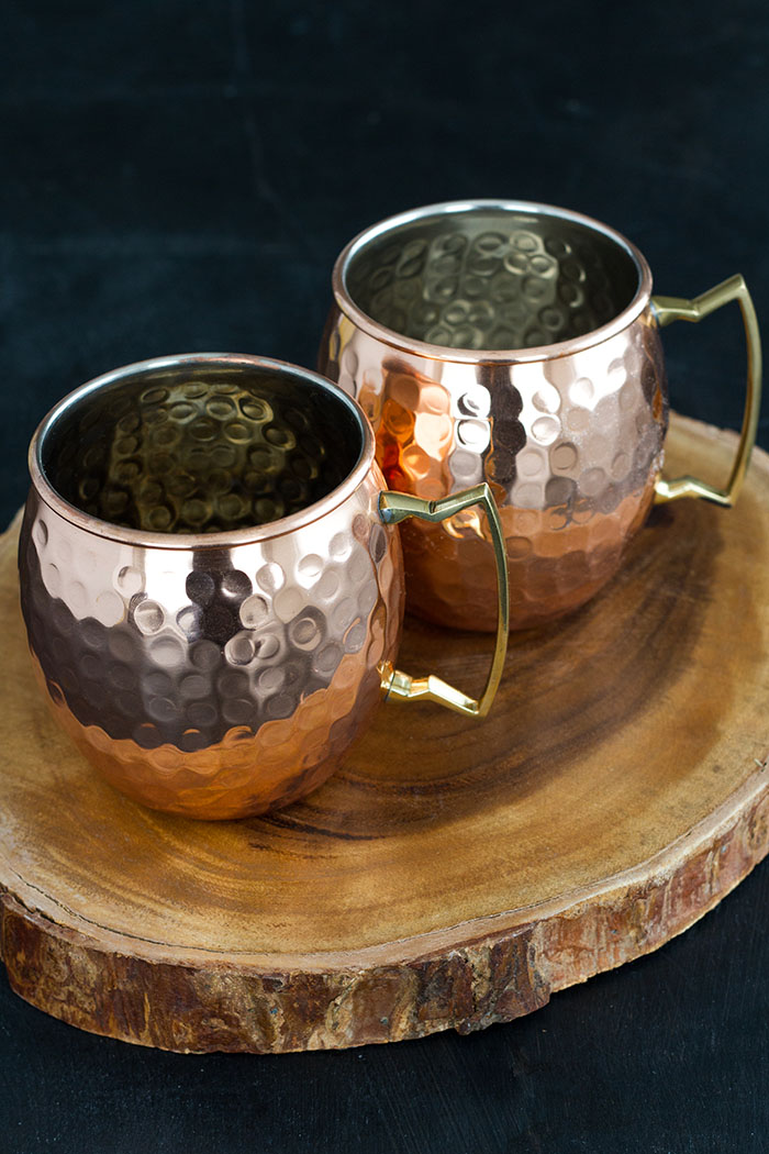 Moscow Mule Mugs from Moscow Muled