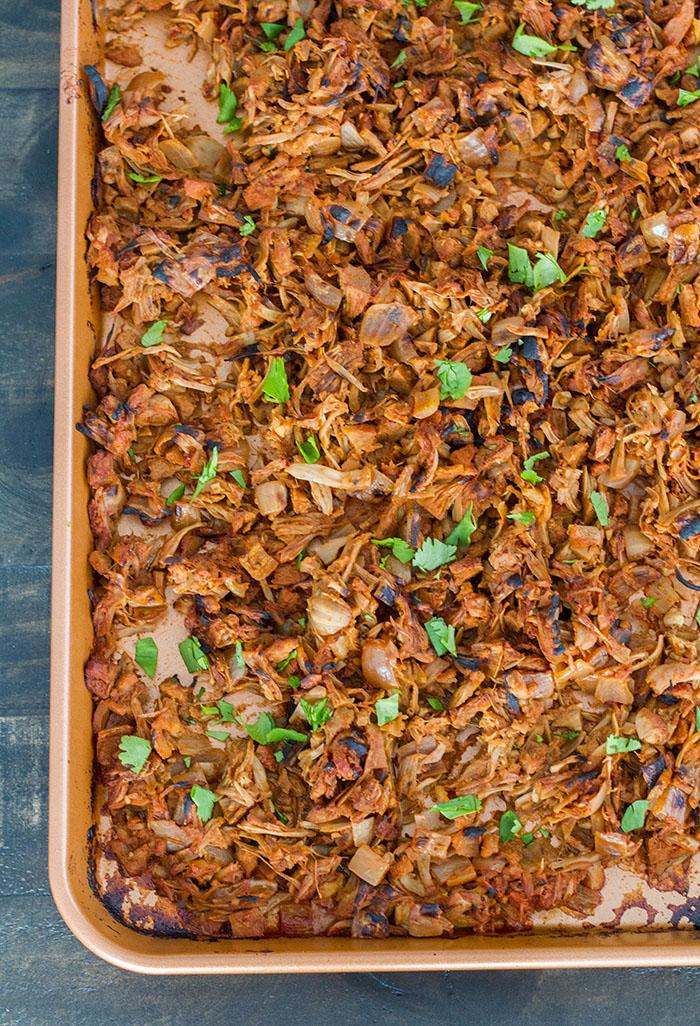 Instant Pot Jackfruit Carnitas