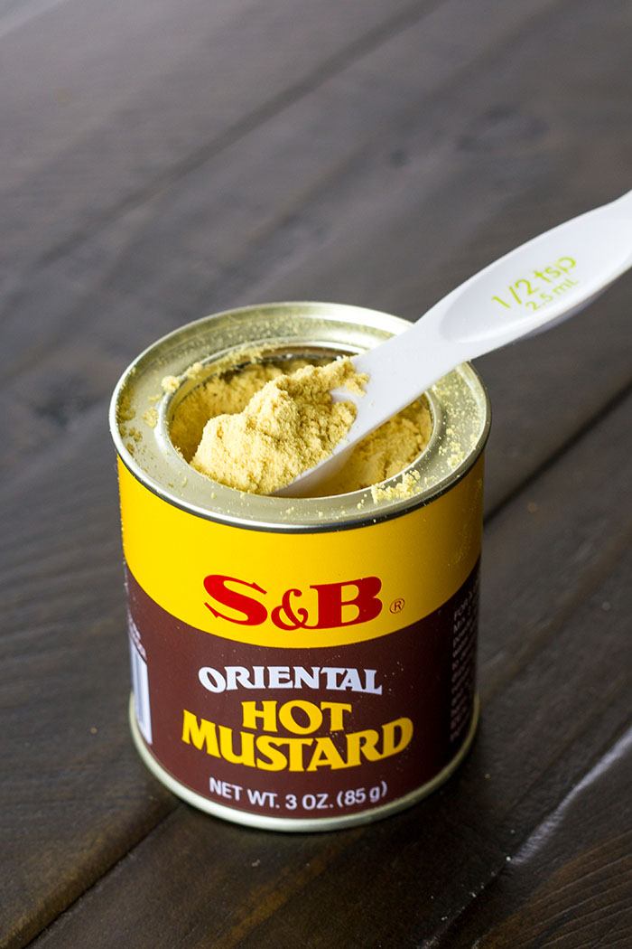Japanese Mustard Powder