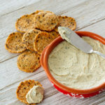 Herb Cashew Cheese Spread