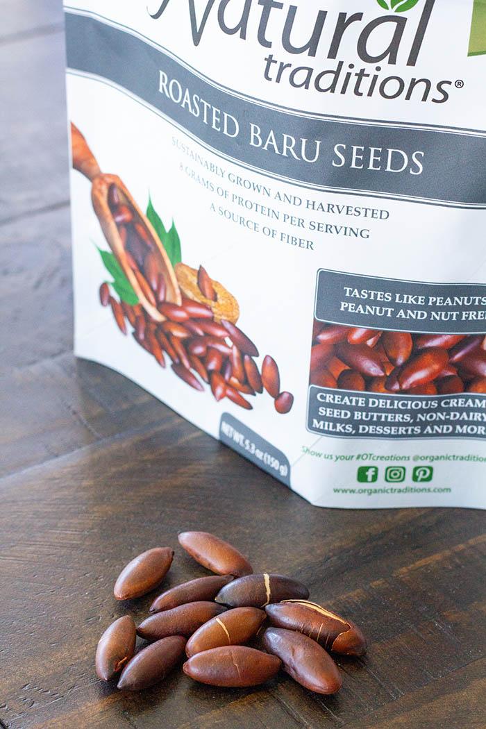 Organic Traditions Baru Seeds