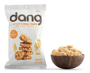 Dang Sticky-Rice Chips