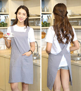 Japanese Cotton Linen Apron